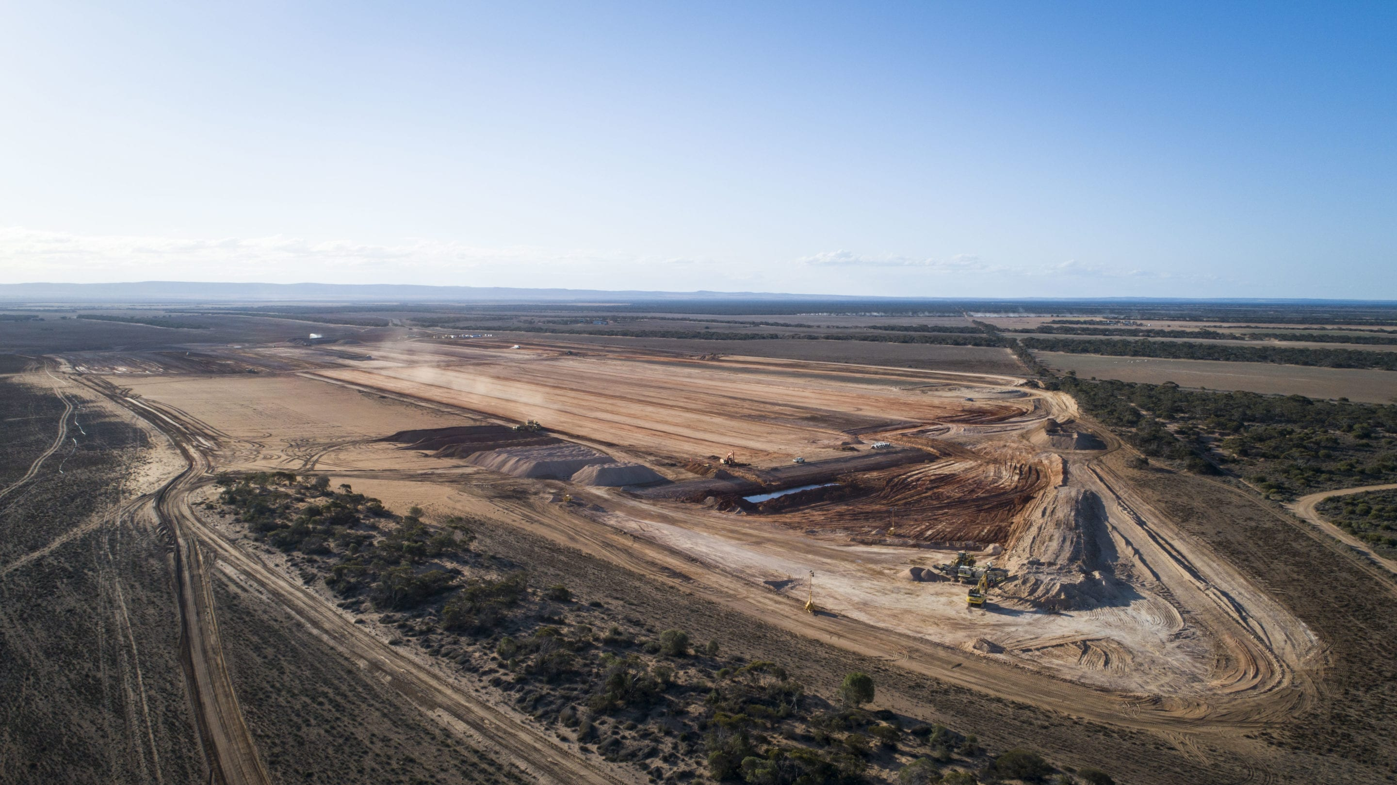 Update on the T-Ports Lucky Bay project