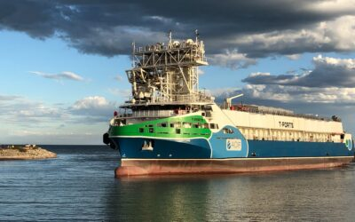 T-Ports enters into agreement to tranship timber from Kangaroo Island